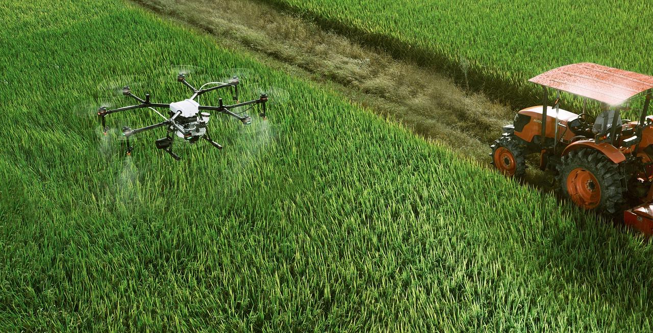 Il mercato dell'agricoltura 4.0
